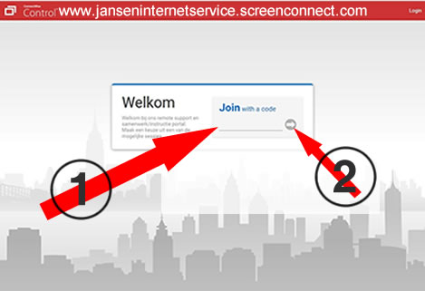 Screenconnect Jansen Internetservice